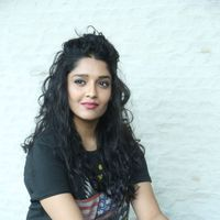 Ritika Singh at Shivalinga Movie Pressmeet Photos | Picture 1437522