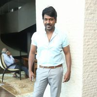 Raghava Lawrence - Shivalinga Movie Press Meet Stills   Picture 1437559