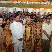 Bandaru Dattatreya Daughter Wedding Photos