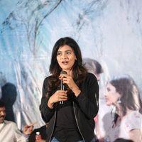 Hebah Patel - Ekkadiki Pothavu Chinnavada Thanks Meet Photos | Picture 1438265