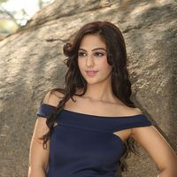 Harshika Singh at Sathya Gang Movie Opening Stills   Picture 1438476