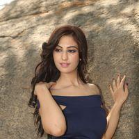 Harshika Singh at Sathya Gang Movie Opening Stills   Picture 1438480