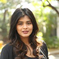 Hebah Patel at Ekkadiki Pothavu Chinnavada Thanks Meet Photos   Picture 1438315