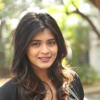 Hebah Patel at Ekkadiki Pothavu Chinnavada Thanks Meet Photos   Picture 1438318