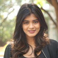 Hebah Patel at Ekkadiki Pothavu Chinnavada Thanks Meet Photos   Picture 1438319