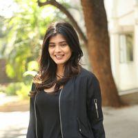 Hebah Patel at Ekkadiki Pothavu Chinnavada Thanks Meet Photos   Picture 1438313