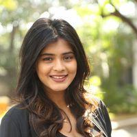 Hebah Patel at Ekkadiki Pothavu Chinnavada Thanks Meet Photos   Picture 1438317