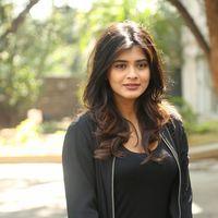 Hebah Patel at Ekkadiki Pothavu Chinnavada Thanks Meet Photos   Picture 1438304