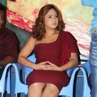 Nikesha Patel - Araku Road Lo Movie Press Meet Stills   Picture 1439334