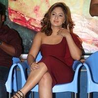 Nikesha Patel - Araku Road Lo Movie Press Meet Stills   Picture 1439319