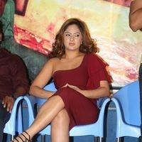 Nikesha Patel - Araku Road Lo Movie Press Meet Stills   Picture 1439331
