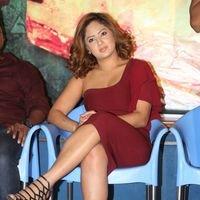 Nikesha Patel - Araku Road Lo Movie Press Meet Stills   Picture 1439326