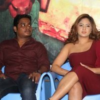 Nikesha Patel - Araku Road Lo Movie Press Meet Stills   Picture 1439329