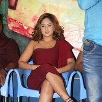 Nikesha Patel - Araku Road Lo Movie Press Meet Stills   Picture 1439337