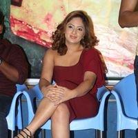 Nikesha Patel - Araku Road Lo Movie Press Meet Stills   Picture 1439317