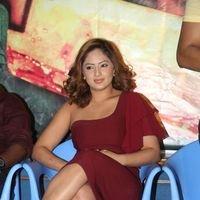 Nikesha Patel - Araku Road Lo Movie Press Meet Stills   Picture 1439320