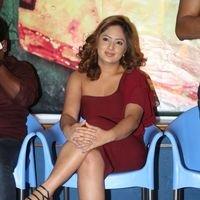 Nikesha Patel - Araku Road Lo Movie Press Meet Stills   Picture 1439318