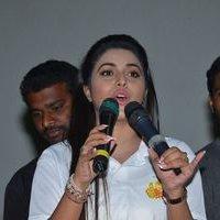 Poorna - Jayammu Nischayammu Raa Team at Satyam Theatre Photos | Picture 1439532