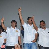 Jayammu Nischayammu Raa Team at Satyam Theatre Photos | Picture 1439558