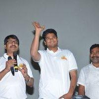 Jayammu Nischayammu Raa Team at Satyam Theatre Photos | Picture 1439535