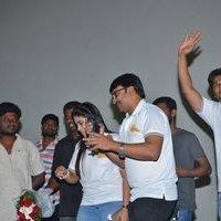 Jayammu Nischayammu Raa Team at Satyam Theatre Photos | Picture 1439560