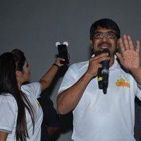 Jayammu Nischayammu Raa Team at Satyam Theatre Photos | Picture 1439548