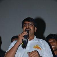 Jayammu Nischayammu Raa Team at Satyam Theatre Photos | Picture 1439547
