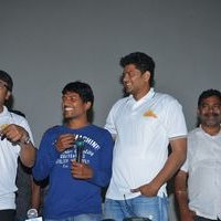 Jayammu Nischayammu Raa Team at Satyam Theatre Photos | Picture 1439543