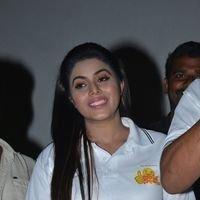Jayammu Nischayammu Raa Team at Satyam Theatre Photos | Picture 1439546