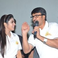 Jayammu Nischayammu Raa Team at Satyam Theatre Photos | Picture 1439550