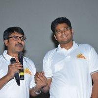 Jayammu Nischayammu Raa Team at Satyam Theatre Photos | Picture 1439537