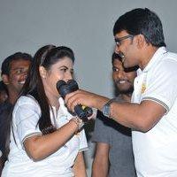 Jayammu Nischayammu Raa Team at Satyam Theatre Photos | Picture 1439551