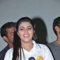 Poorna - Jayammu Nischayammu Raa Team at Satyam Theatre Photos | Picture 1439539