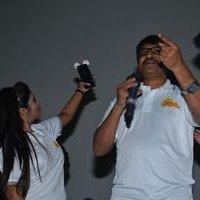 Jayammu Nischayammu Raa Team at Satyam Theatre Photos | Picture 1439549