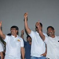 Jayammu Nischayammu Raa Team at Satyam Theatre Photos | Picture 1439559