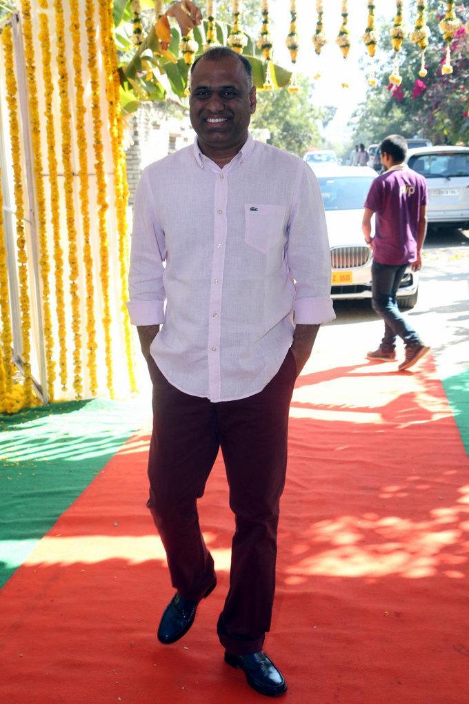 Prasad V Potluri - Raju Gari Gadhi 2 Movie Opening Stills   Picture 1439737