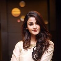 Aditi Arya at BCL Tollywood Celebrity Cricket Logo Launch Photos | Picture 1440628