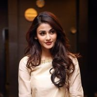 Aditi Arya at BCL Tollywood Celebrity Cricket Logo Launch Photos | Picture 1440619