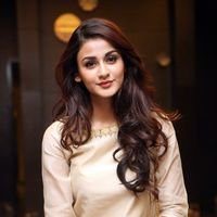 Aditi Arya at BCL Tollywood Celebrity Cricket Logo Launch Photos | Picture 1440617