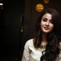Aditi Arya at BCL Tollywood Celebrity Cricket Logo Launch Photos | Picture 1440635