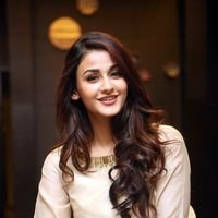 Aditi Arya at BCL Tollywood Celebrity Cricket Logo Launch Photos | Picture 1440631