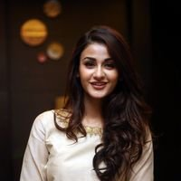 Aditi Arya at BCL Tollywood Celebrity Cricket Logo Launch Photos | Picture 1440616