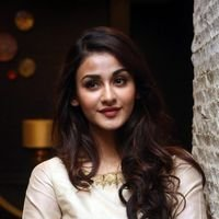 Aditi Arya at BCL Tollywood Celebrity Cricket Logo Launch Photos | Picture 1440613