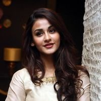 Aditi Arya at BCL Tollywood Celebrity Cricket Logo Launch Photos | Picture 1440614
