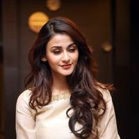 Aditi Arya at BCL Tollywood Celebrity Cricket Logo Launch Photos | Picture 1440618