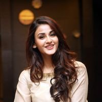 Aditi Arya at BCL Tollywood Celebrity Cricket Logo Launch Photos | Picture 1440630