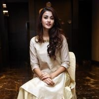 Aditi Arya at BCL Tollywood Celebrity Cricket Logo Launch Photos | Picture 1440615