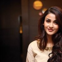 Aditi Arya at BCL Tollywood Celebrity Cricket Logo Launch Photos | Picture 1440634