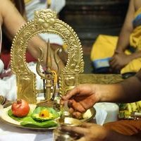 GPSK Maha Rudrabhishekam Pooja at Film Nagar Temple Photos