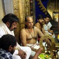 GPSK Maha Rudrabhishekam Pooja at Film Nagar Temple Photos   Picture 1440704